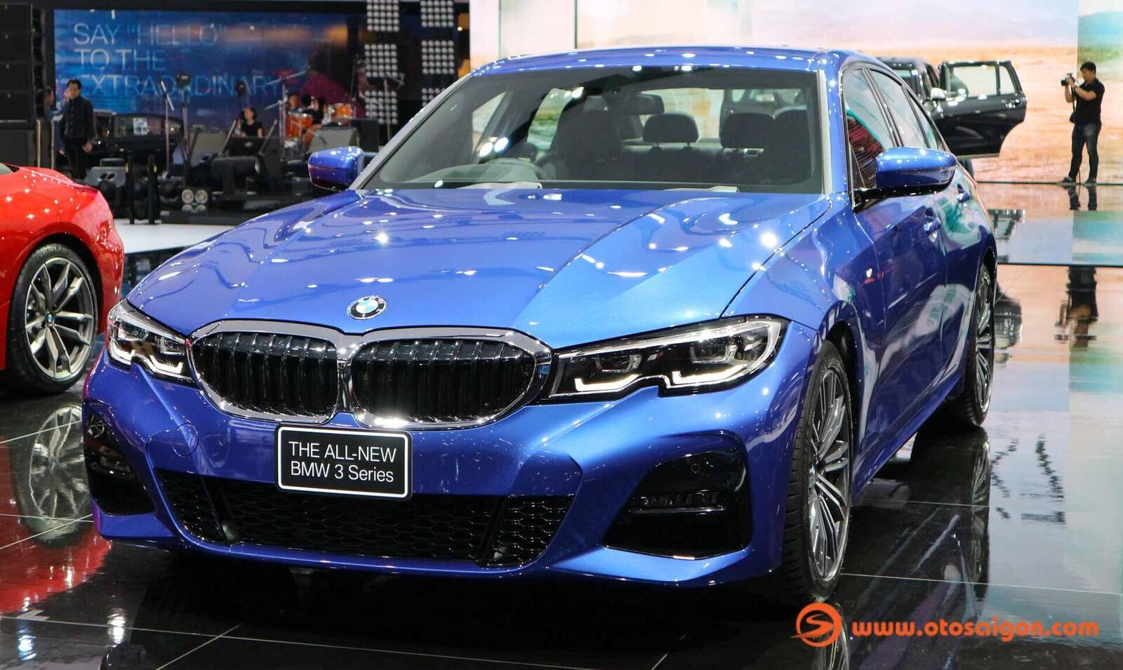 BMW 3 Series mới tại Thái Lan có giá bán từ 2,1 đến 2,4 tỷ đồng - Hình 5