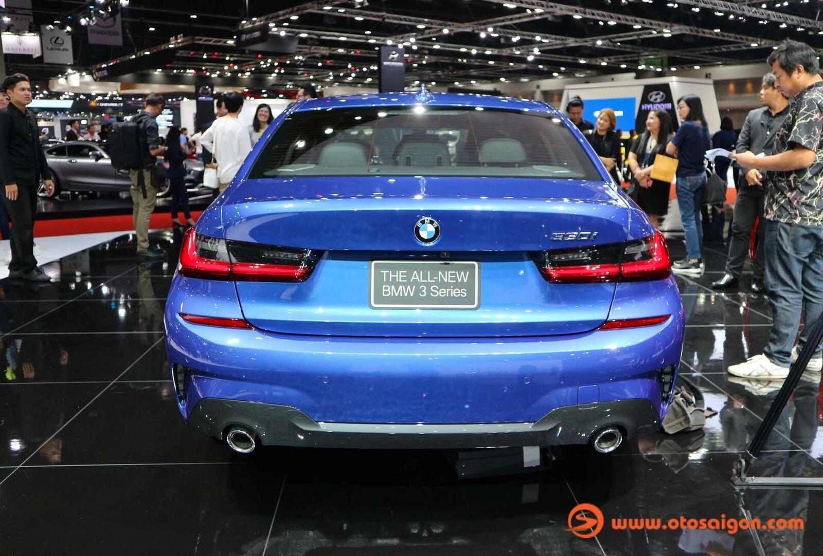BMW 3 Series mới tại Thái Lan có giá bán từ 2,1 đến 2,4 tỷ đồng - Hình 7