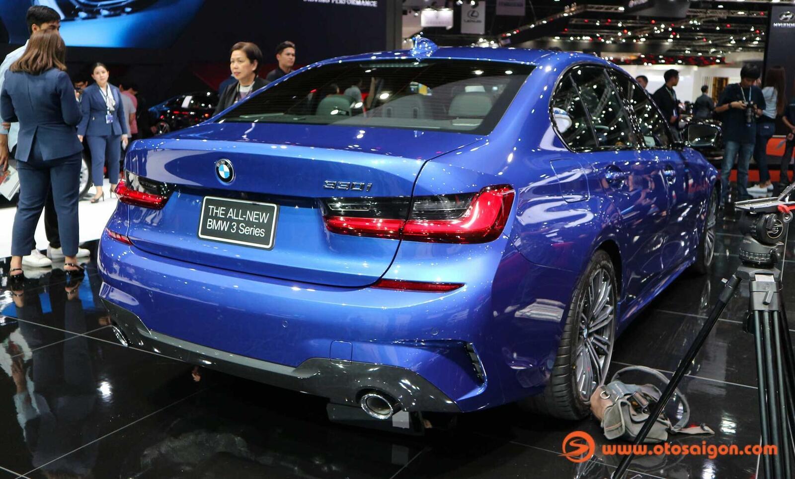 BMW 3 Series mới tại Thái Lan có giá bán từ 2,1 đến 2,4 tỷ đồng - Hình 8