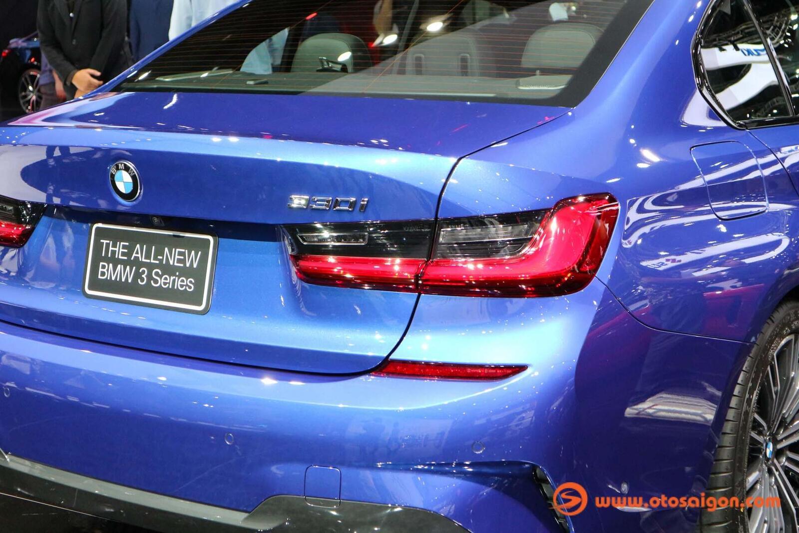 BMW 3 Series mới tại Thái Lan có giá bán từ 2,1 đến 2,4 tỷ đồng - Hình 9