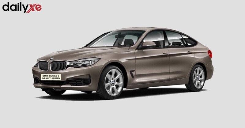 Tổng quan BMW Series 3