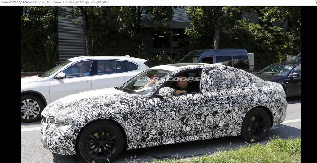 BMW 3-Series 2019 ngày càng gần hơn với phiên bản thương mại - Hình 3
