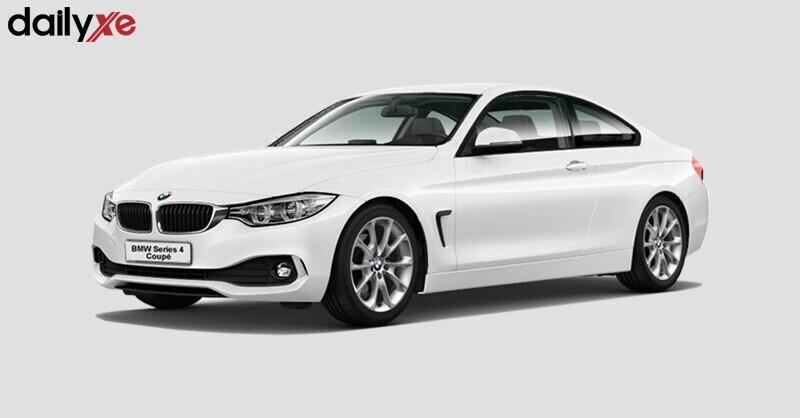 Tổng quan BMW Series 4