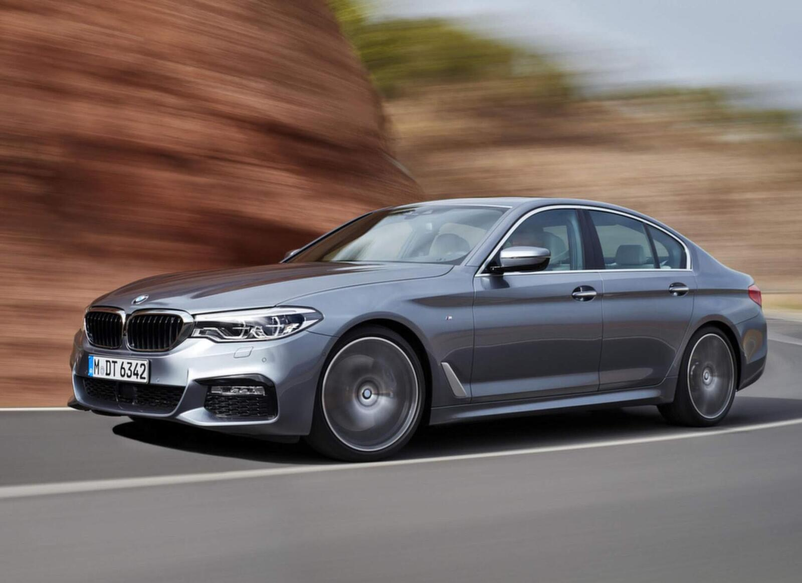 BMW 5 Series thế hệ hoàn toàn mới xuất hiện tại Hà Nội - Hình 8