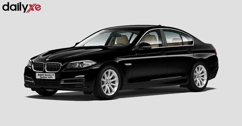 Tổng quan BMW Series 5