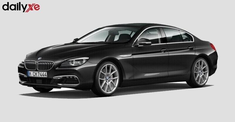Tổng quan BMW Series 6