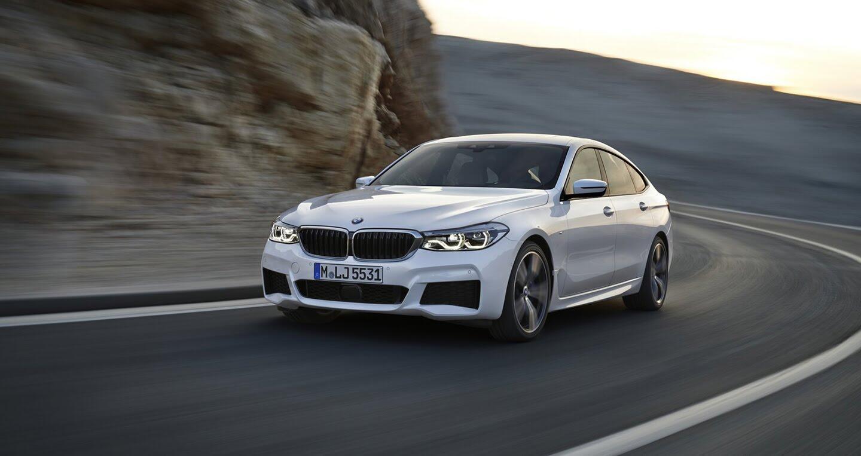 """BMW 6-Series Gran Turismo 2018 """"chốt giá"""" từ 69.700 USD - Hình 1"""