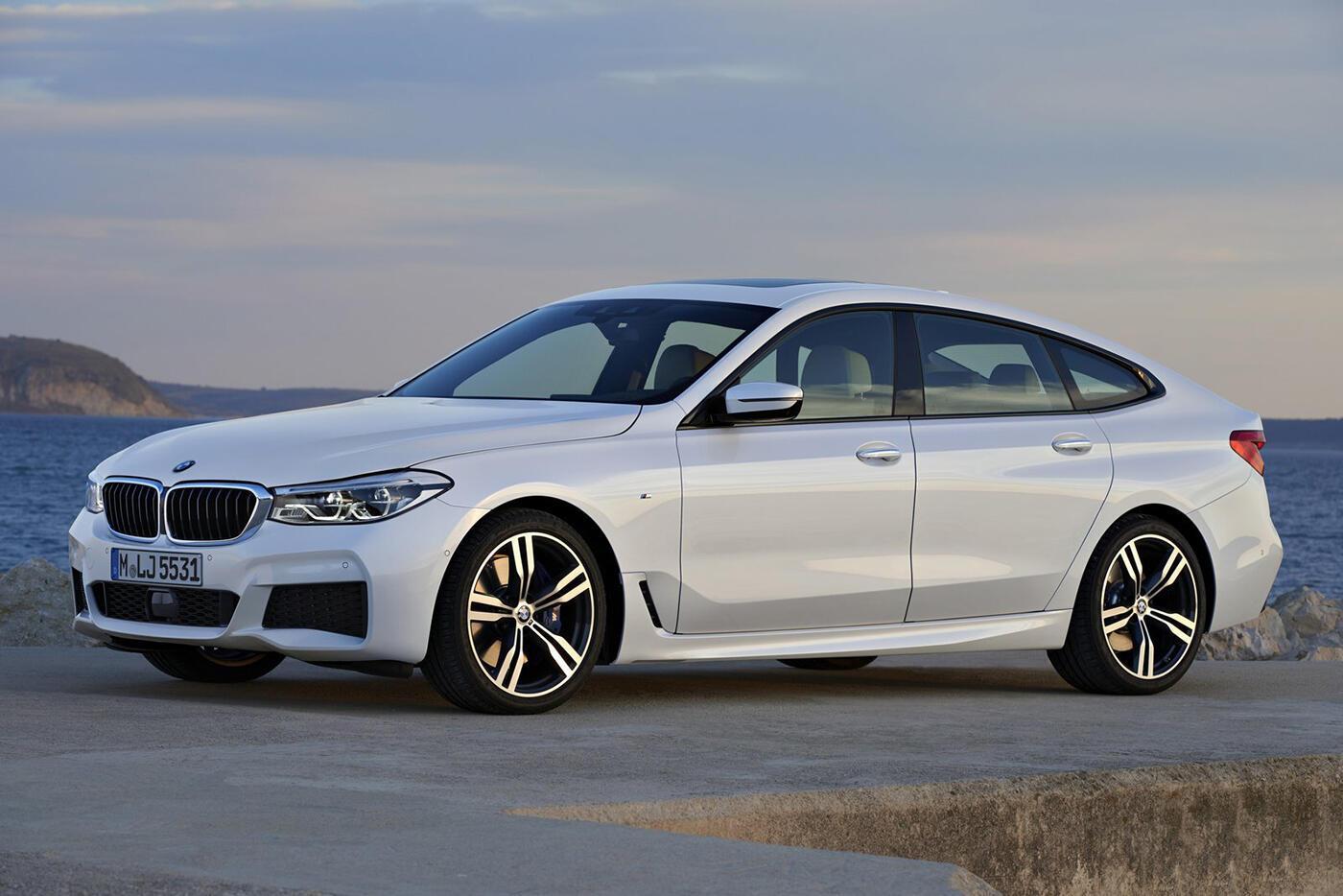"""BMW 6-Series Gran Turismo 2018 """"chốt giá"""" từ 69.700 USD - Hình 2"""