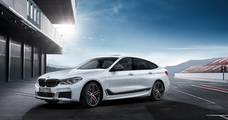 BMW 6-Series GT 2018 đẹp và thể thao cỡ nào? - Hình 1