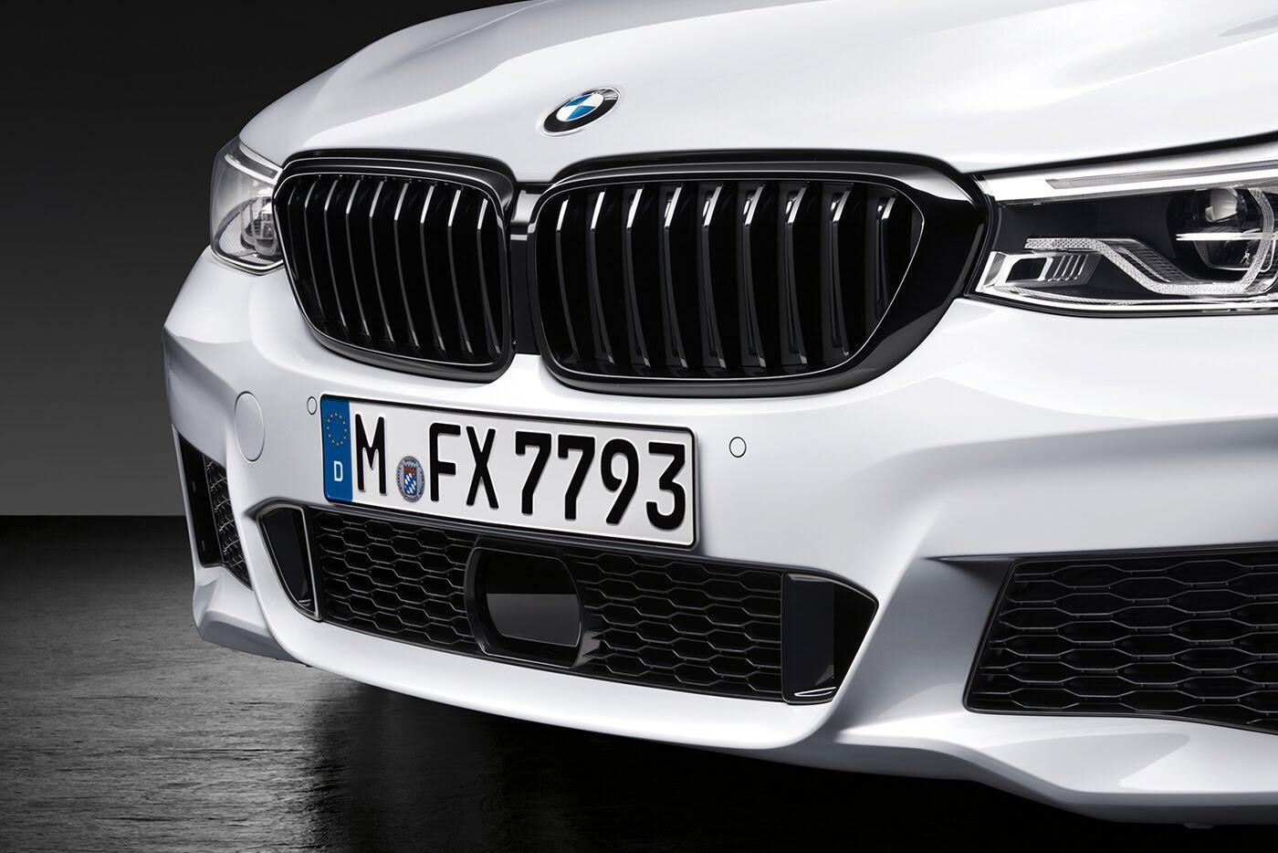 BMW 6-Series GT 2018 đẹp và thể thao cỡ nào? - Hình 2