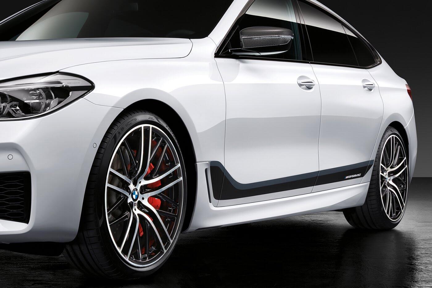 BMW 6-Series GT 2018 đẹp và thể thao cỡ nào? - Hình 3