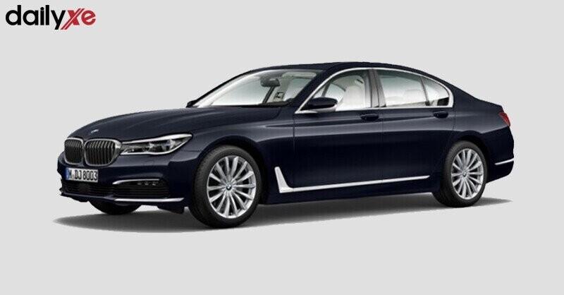 Tổng quan BMW Series 7