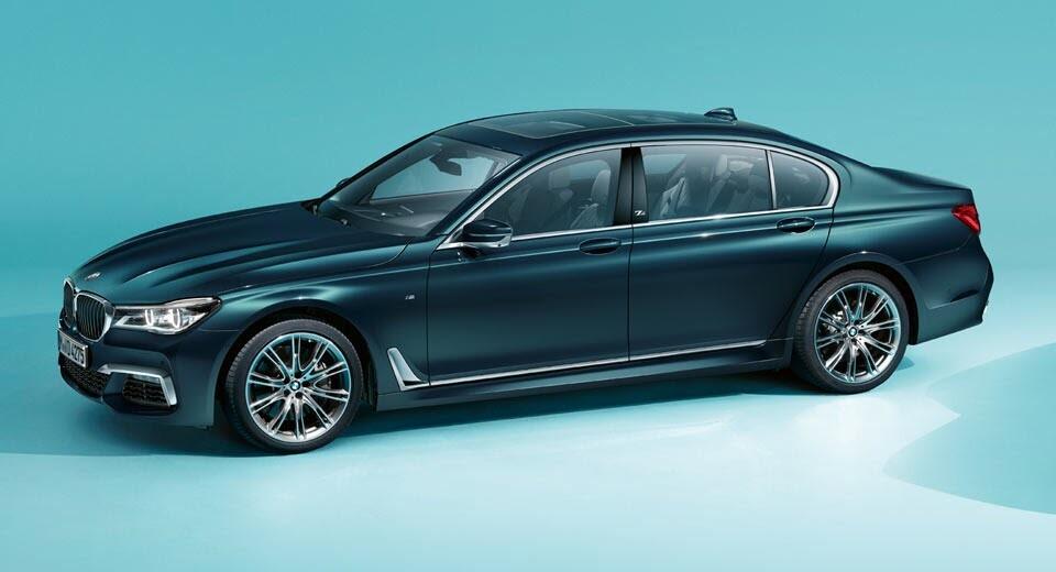 BMW 7-Series ra mắt phiên bản kỷ niệm chỉ 200 chiếc - Hình 1