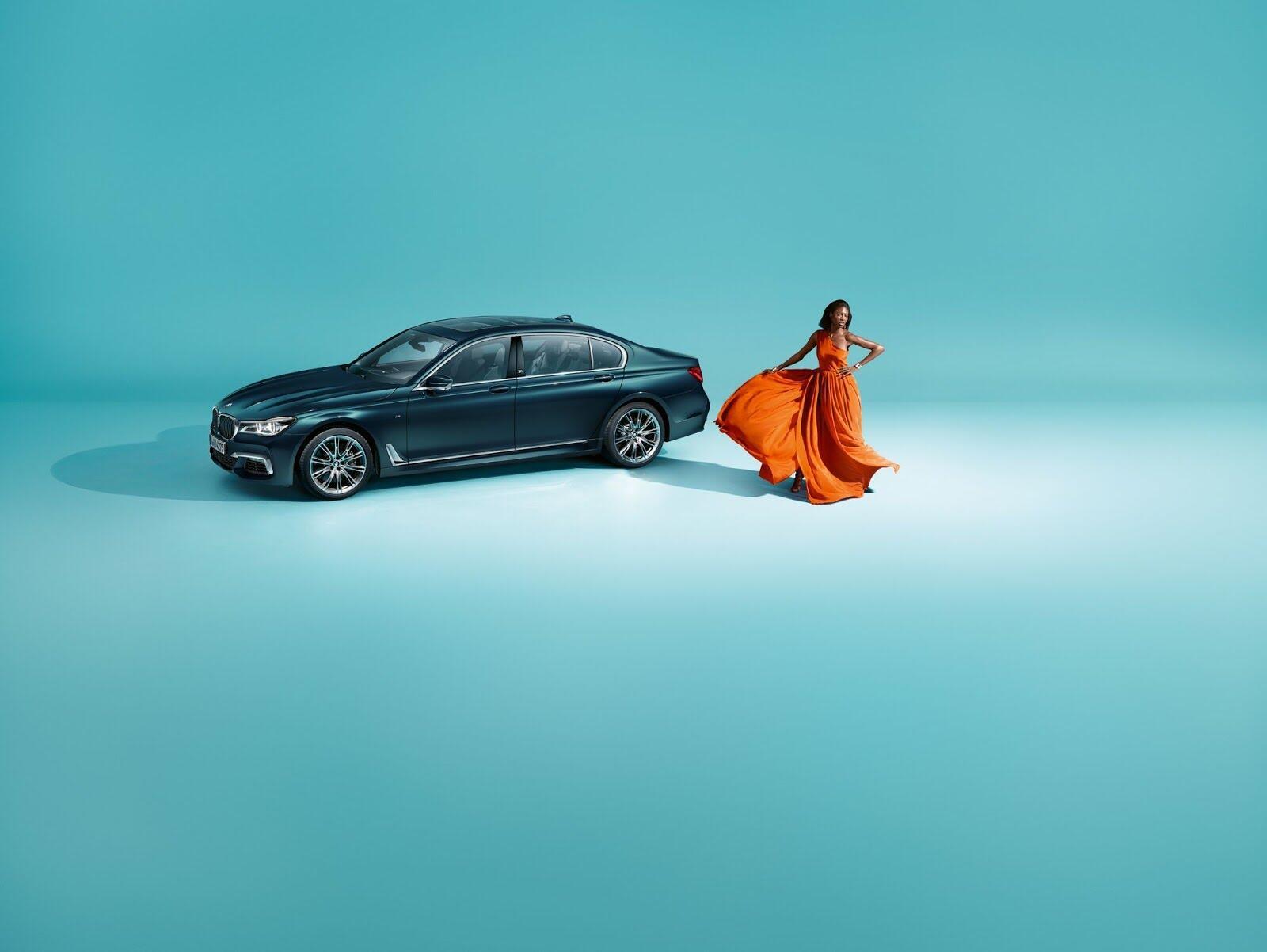 BMW 7-Series ra mắt phiên bản kỷ niệm chỉ 200 chiếc - Hình 4