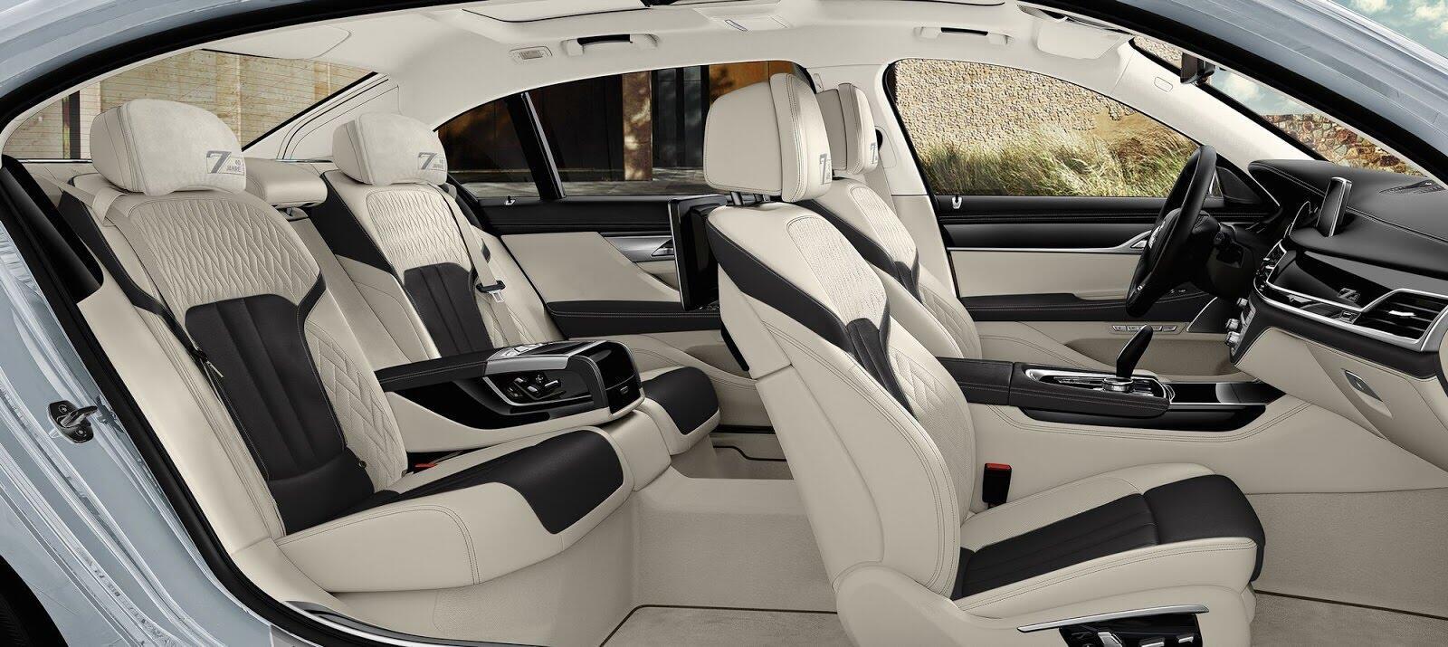 BMW 7-Series ra mắt phiên bản kỷ niệm chỉ 200 chiếc - Hình 6