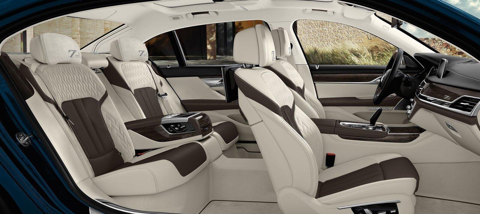 BMW 7-Series ra mắt phiên bản kỷ niệm chỉ 200 chiếc - Hình 7