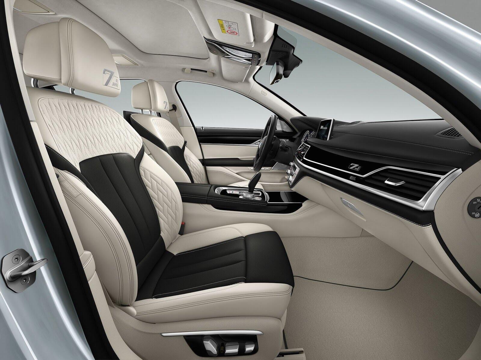 BMW 7-Series ra mắt phiên bản kỷ niệm chỉ 200 chiếc - Hình 8