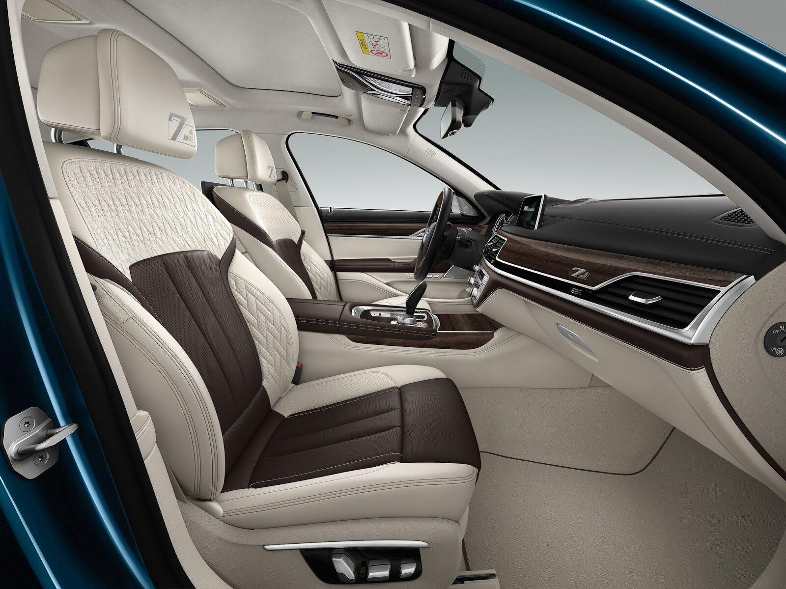 BMW 7-Series ra mắt phiên bản kỷ niệm chỉ 200 chiếc - Hình 9