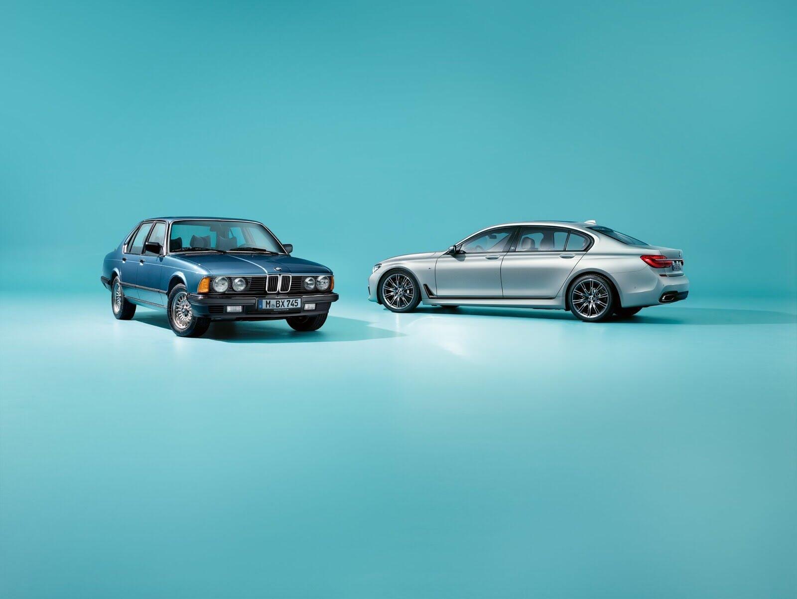BMW 7-Series ra mắt phiên bản kỷ niệm chỉ 200 chiếc - Hình 12