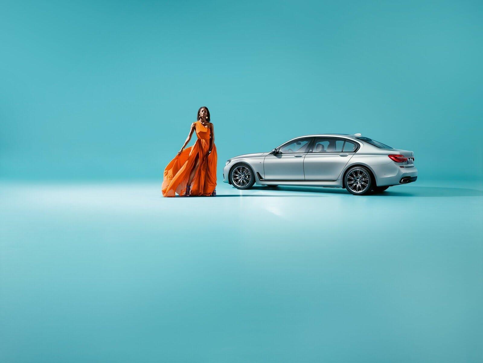 BMW 7-Series ra mắt phiên bản kỷ niệm chỉ 200 chiếc - Hình 13