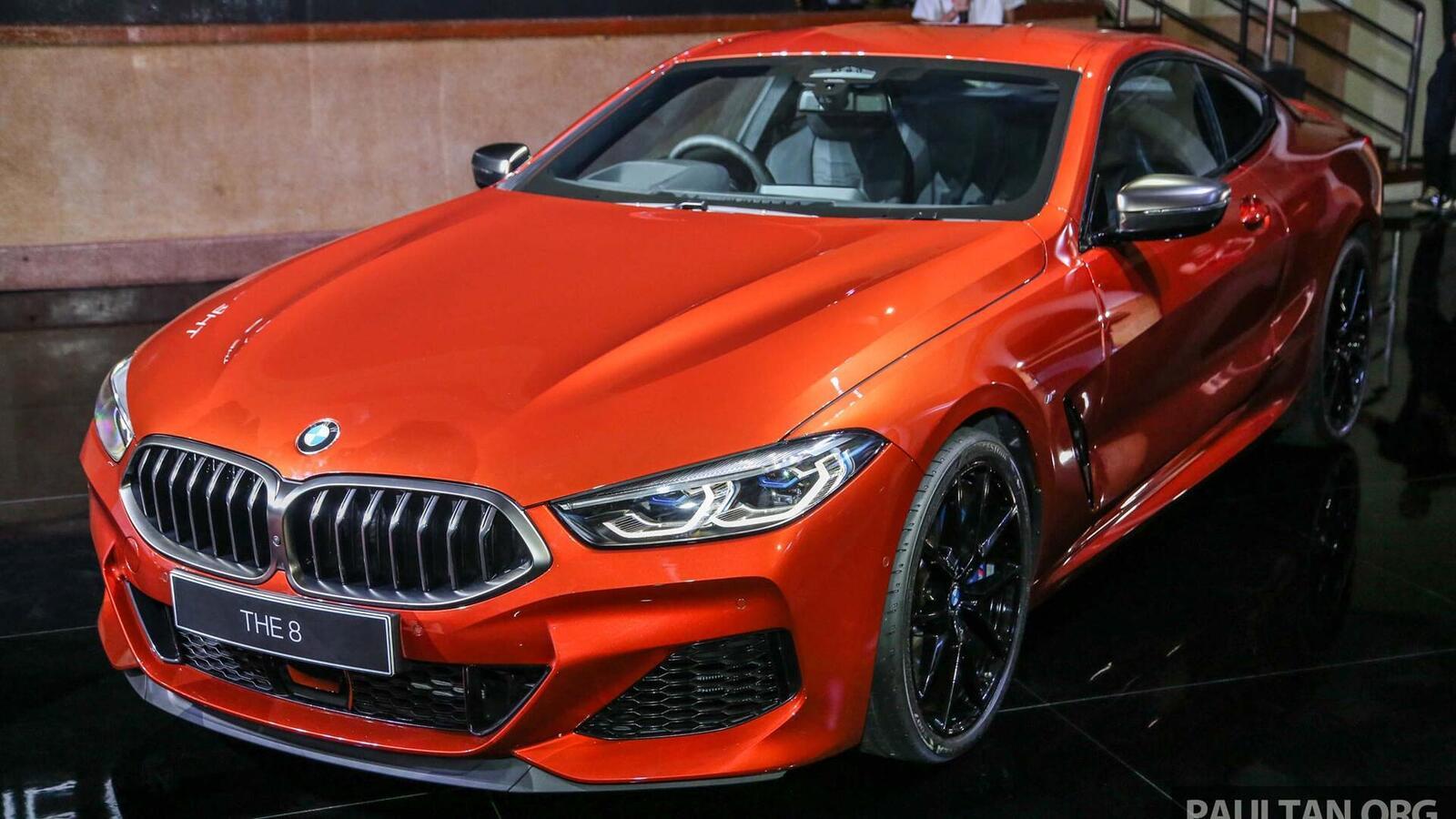 """BMW 8 Series đã """"cập bến"""" Malaysia: có giá 6,1 tỷ đồng; bỏ ngỏ khả năng về Việt Nam - Hình 1"""