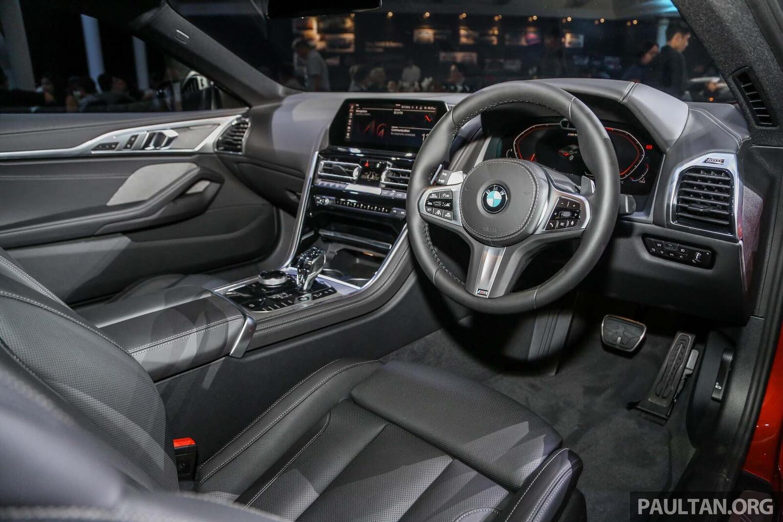 """BMW 8 Series đã """"cập bến"""" Malaysia: có giá 6,1 tỷ đồng; bỏ ngỏ khả năng về Việt Nam - Hình 10"""
