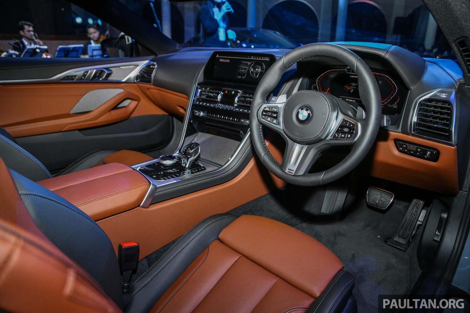 """BMW 8 Series đã """"cập bến"""" Malaysia: có giá 6,1 tỷ đồng; bỏ ngỏ khả năng về Việt Nam - Hình 12"""