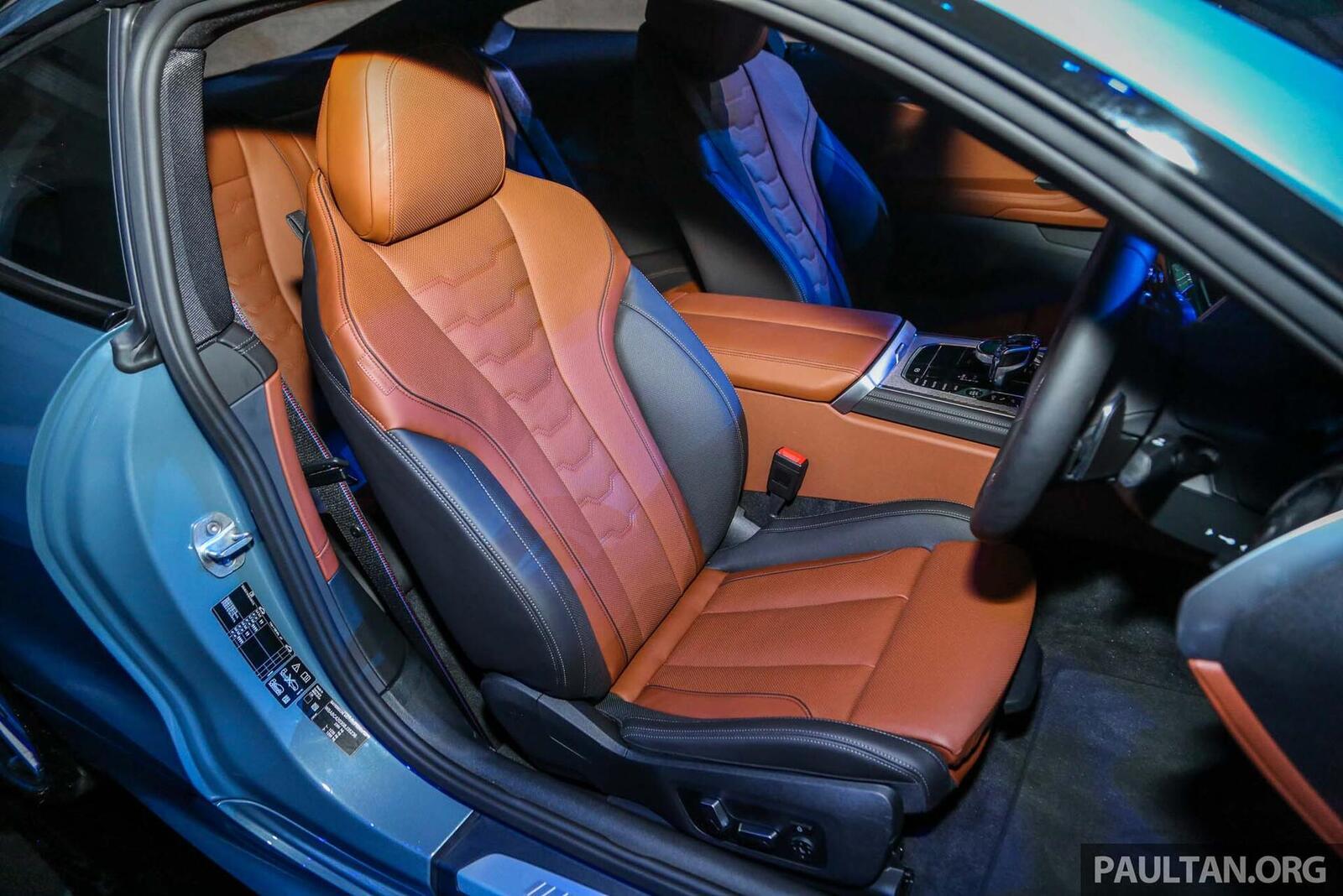 """BMW 8 Series đã """"cập bến"""" Malaysia: có giá 6,1 tỷ đồng; bỏ ngỏ khả năng về Việt Nam - Hình 13"""