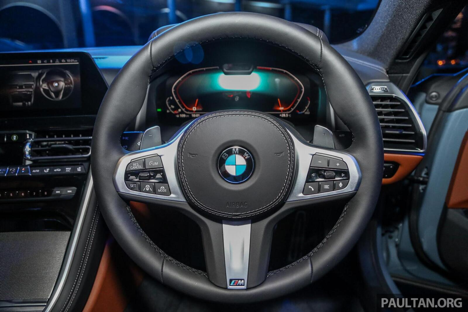 """BMW 8 Series đã """"cập bến"""" Malaysia: có giá 6,1 tỷ đồng; bỏ ngỏ khả năng về Việt Nam - Hình 14"""