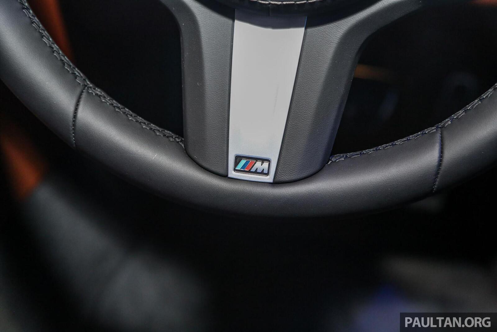 """BMW 8 Series đã """"cập bến"""" Malaysia: có giá 6,1 tỷ đồng; bỏ ngỏ khả năng về Việt Nam - Hình 15"""
