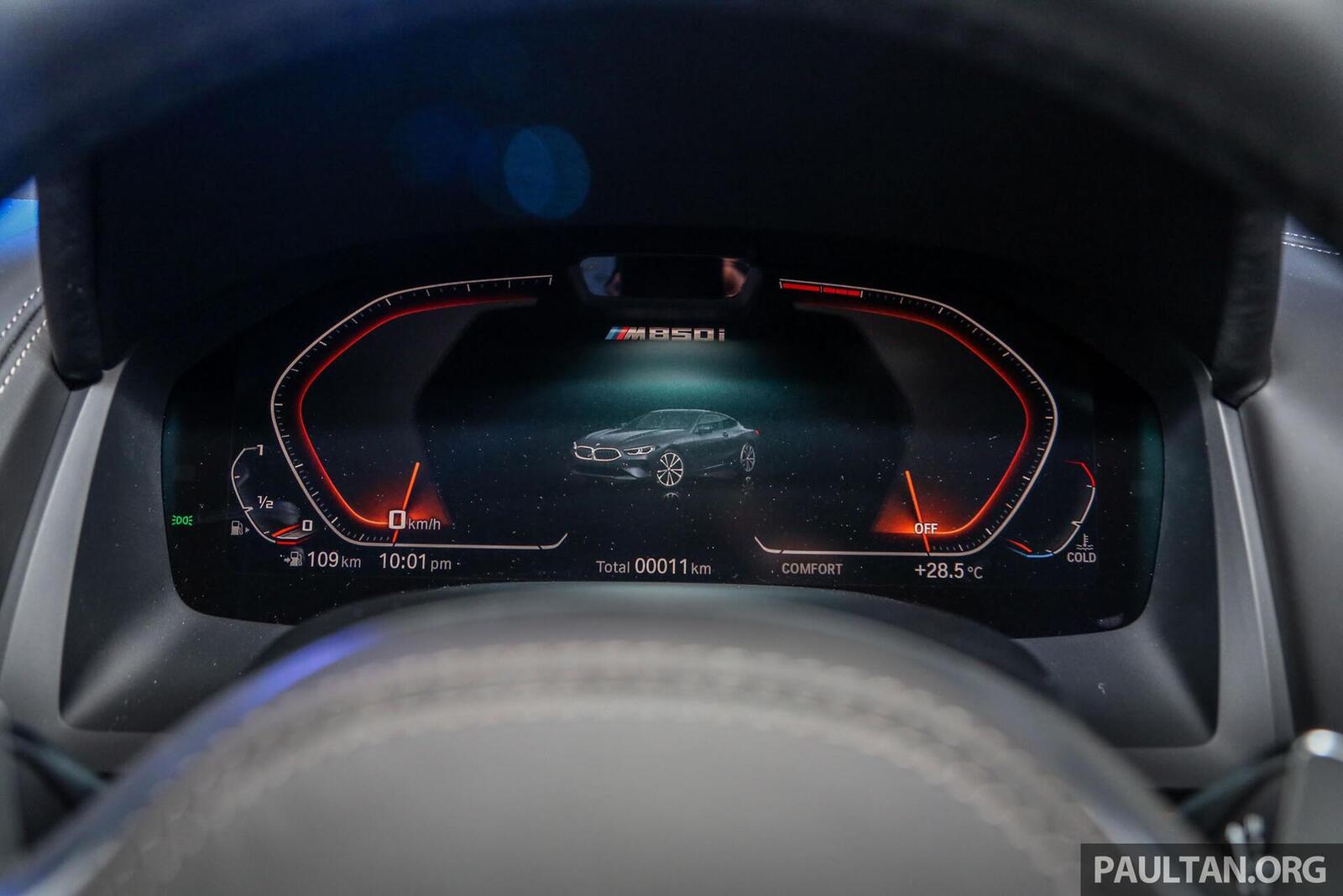 """BMW 8 Series đã """"cập bến"""" Malaysia: có giá 6,1 tỷ đồng; bỏ ngỏ khả năng về Việt Nam - Hình 16"""