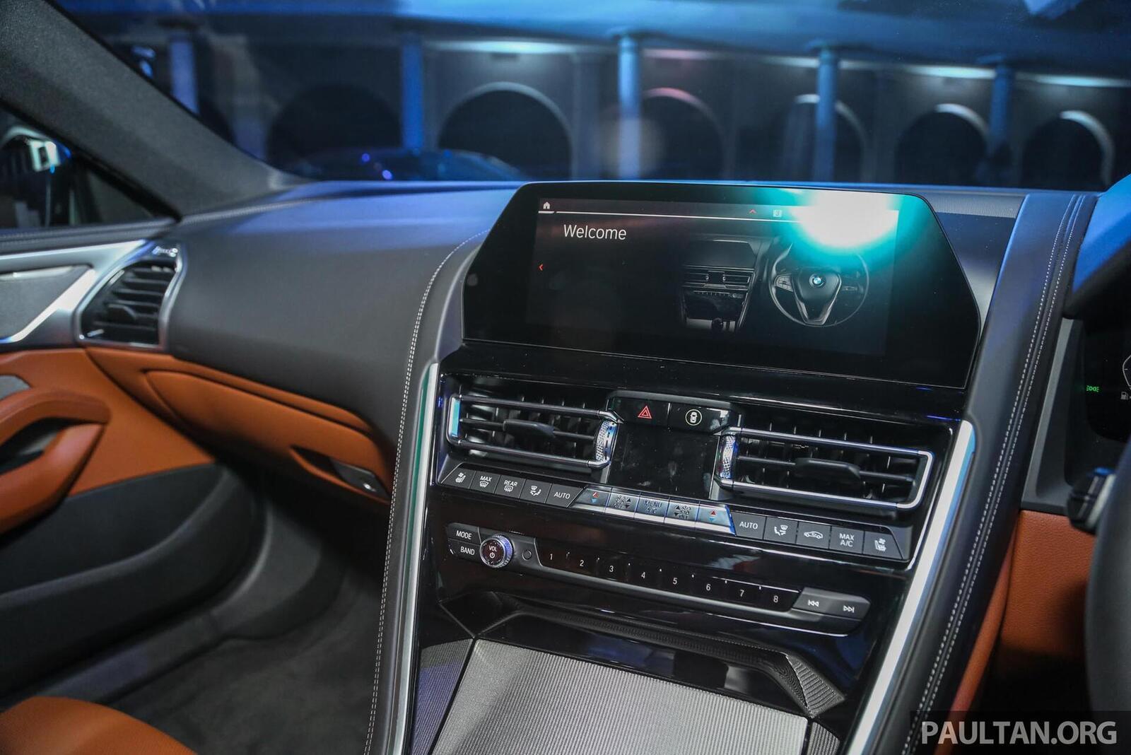 """BMW 8 Series đã """"cập bến"""" Malaysia: có giá 6,1 tỷ đồng; bỏ ngỏ khả năng về Việt Nam - Hình 17"""
