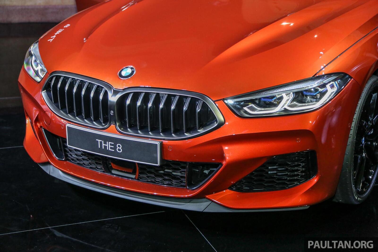 """BMW 8 Series đã """"cập bến"""" Malaysia: có giá 6,1 tỷ đồng; bỏ ngỏ khả năng về Việt Nam - Hình 2"""