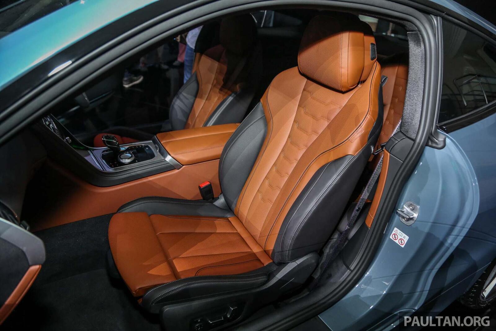"""BMW 8 Series đã """"cập bến"""" Malaysia: có giá 6,1 tỷ đồng; bỏ ngỏ khả năng về Việt Nam - Hình 21"""