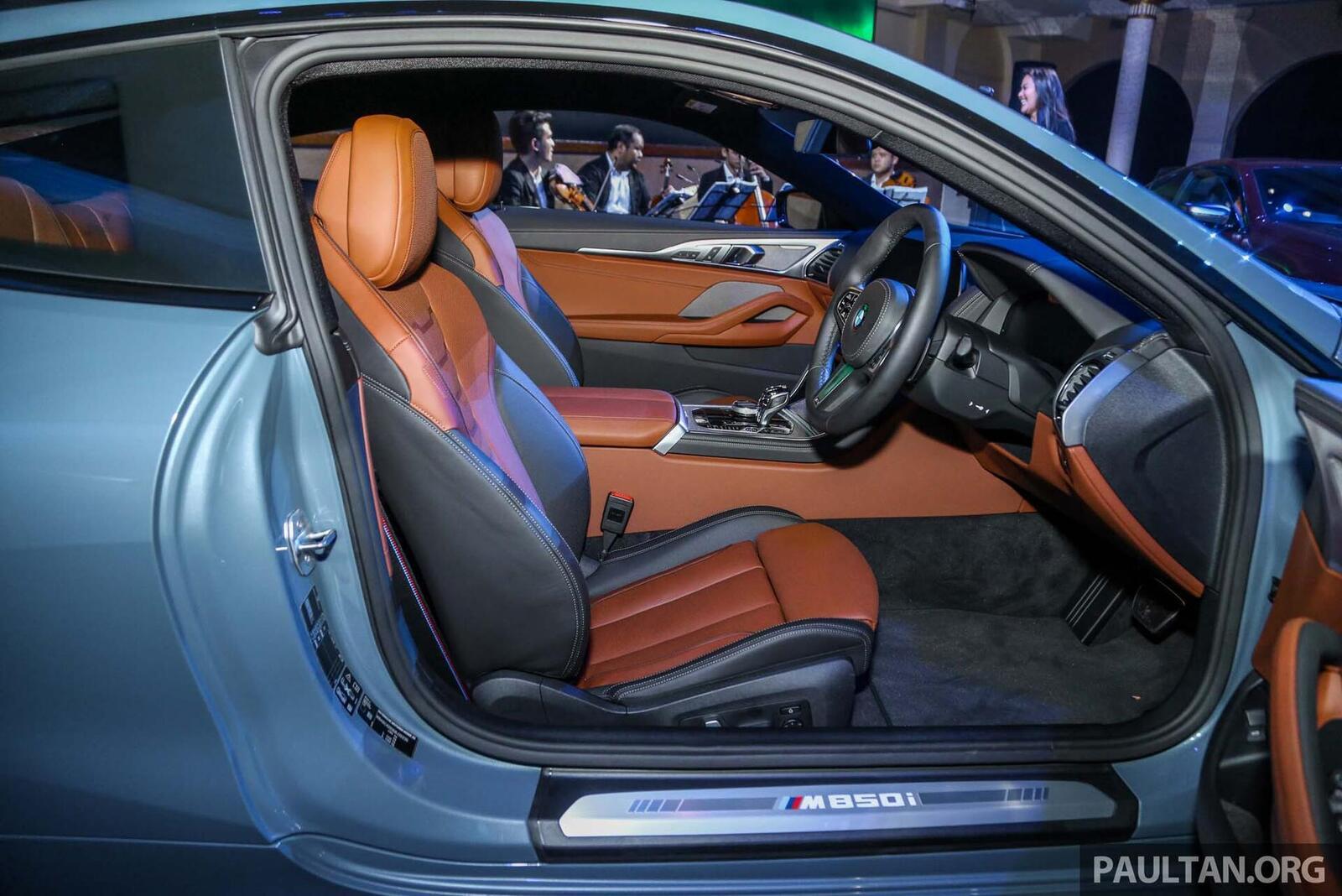 """BMW 8 Series đã """"cập bến"""" Malaysia: có giá 6,1 tỷ đồng; bỏ ngỏ khả năng về Việt Nam - Hình 22"""