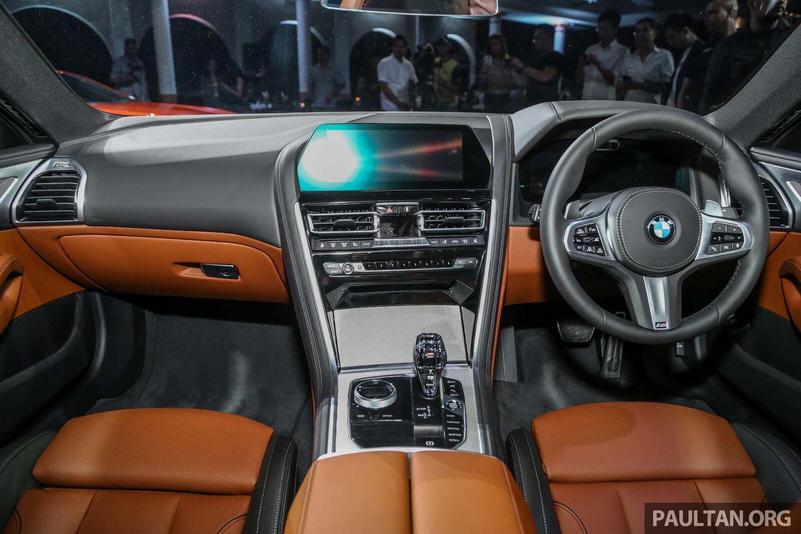 """BMW 8 Series đã """"cập bến"""" Malaysia: có giá 6,1 tỷ đồng; bỏ ngỏ khả năng về Việt Nam - Hình 24"""