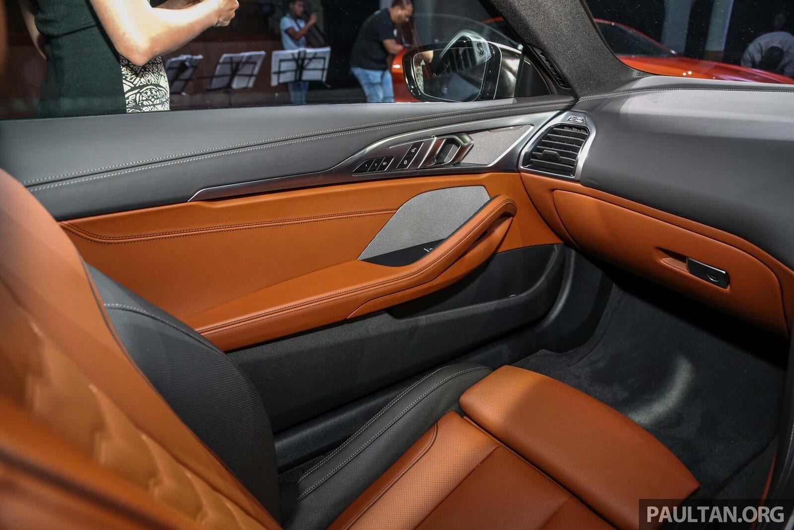 """BMW 8 Series đã """"cập bến"""" Malaysia: có giá 6,1 tỷ đồng; bỏ ngỏ khả năng về Việt Nam - Hình 25"""