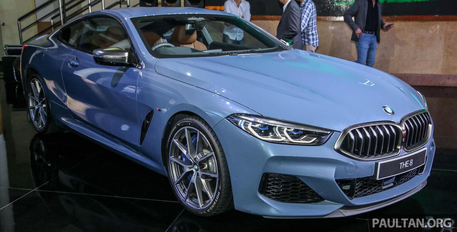 """BMW 8 Series đã """"cập bến"""" Malaysia: có giá 6,1 tỷ đồng; bỏ ngỏ khả năng về Việt Nam - Hình 27"""