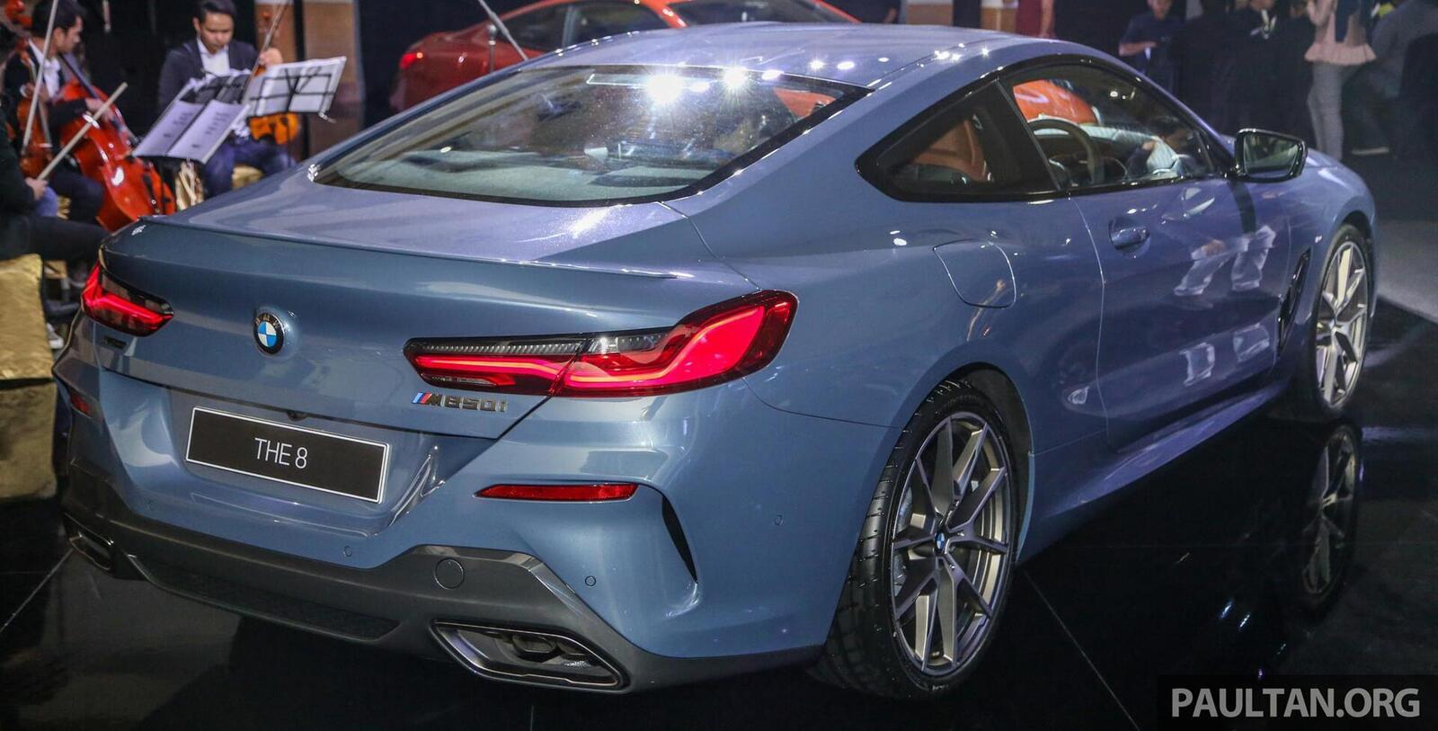 """BMW 8 Series đã """"cập bến"""" Malaysia: có giá 6,1 tỷ đồng; bỏ ngỏ khả năng về Việt Nam - Hình 28"""