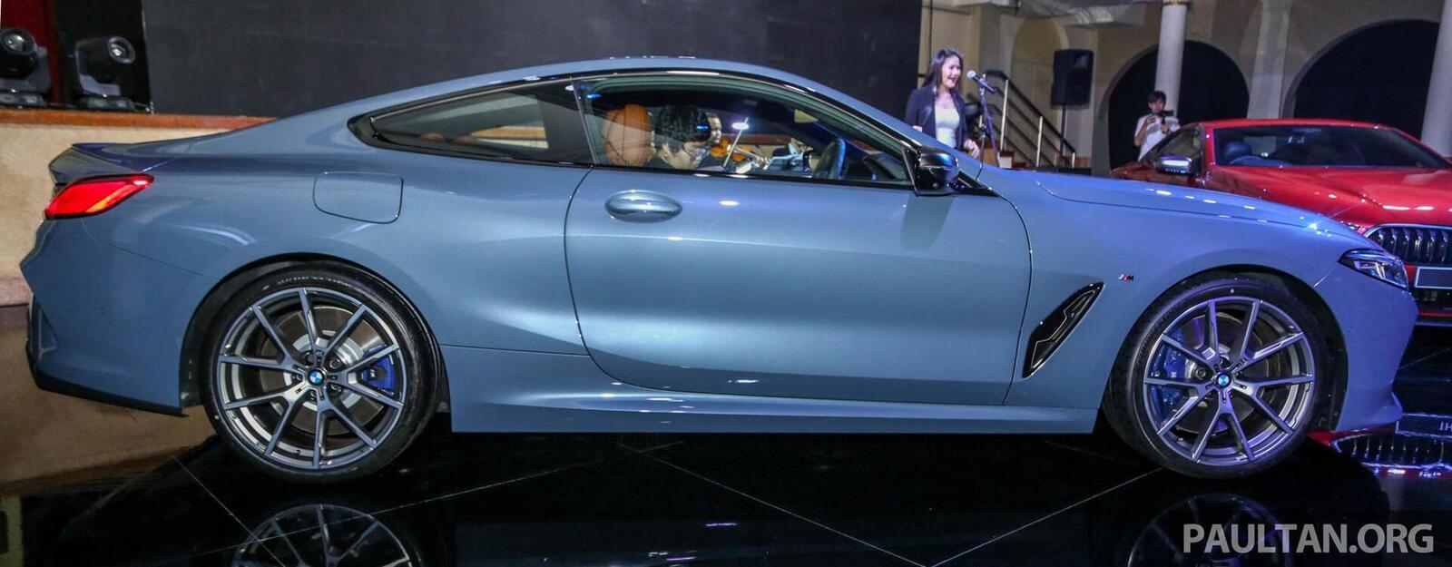 """BMW 8 Series đã """"cập bến"""" Malaysia: có giá 6,1 tỷ đồng; bỏ ngỏ khả năng về Việt Nam - Hình 29"""