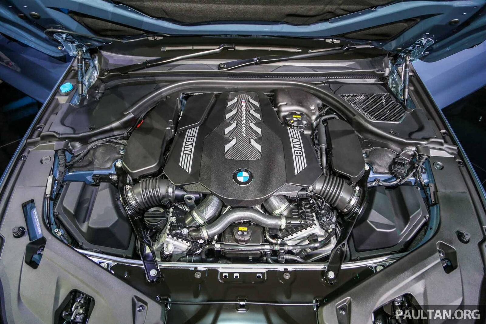 """BMW 8 Series đã """"cập bến"""" Malaysia: có giá 6,1 tỷ đồng; bỏ ngỏ khả năng về Việt Nam - Hình 3"""