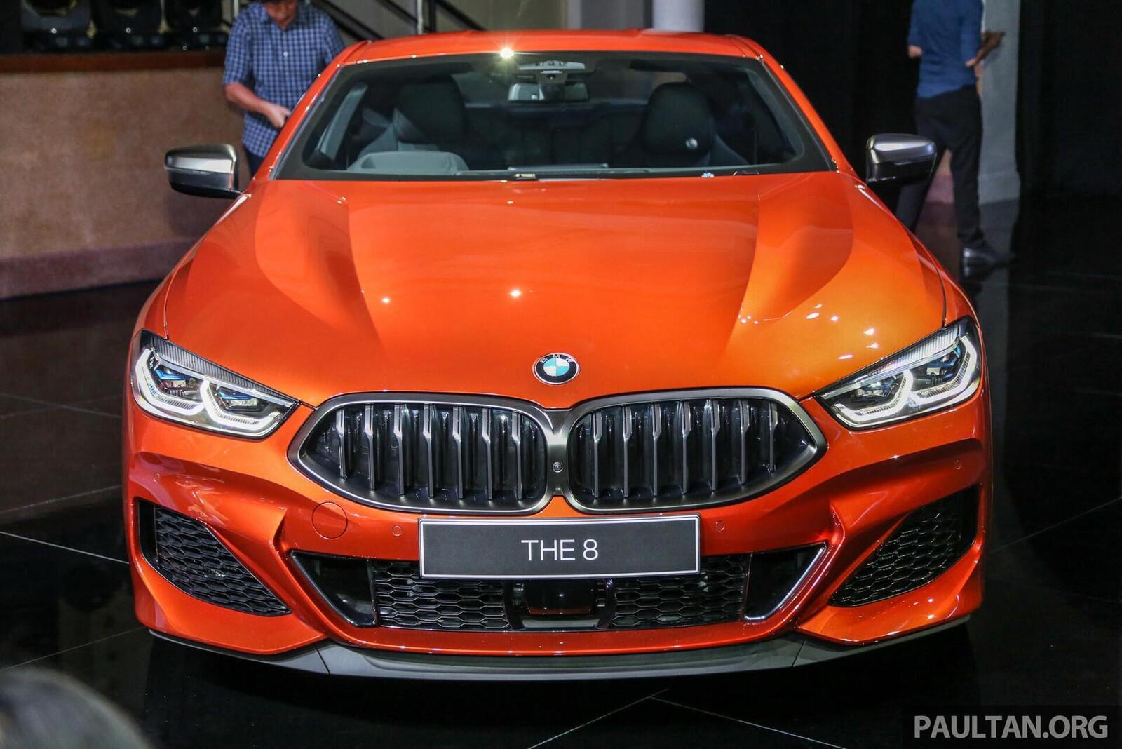 """BMW 8 Series đã """"cập bến"""" Malaysia: có giá 6,1 tỷ đồng; bỏ ngỏ khả năng về Việt Nam - Hình 4"""