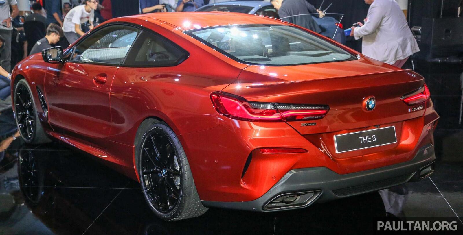 """BMW 8 Series đã """"cập bến"""" Malaysia: có giá 6,1 tỷ đồng; bỏ ngỏ khả năng về Việt Nam - Hình 5"""