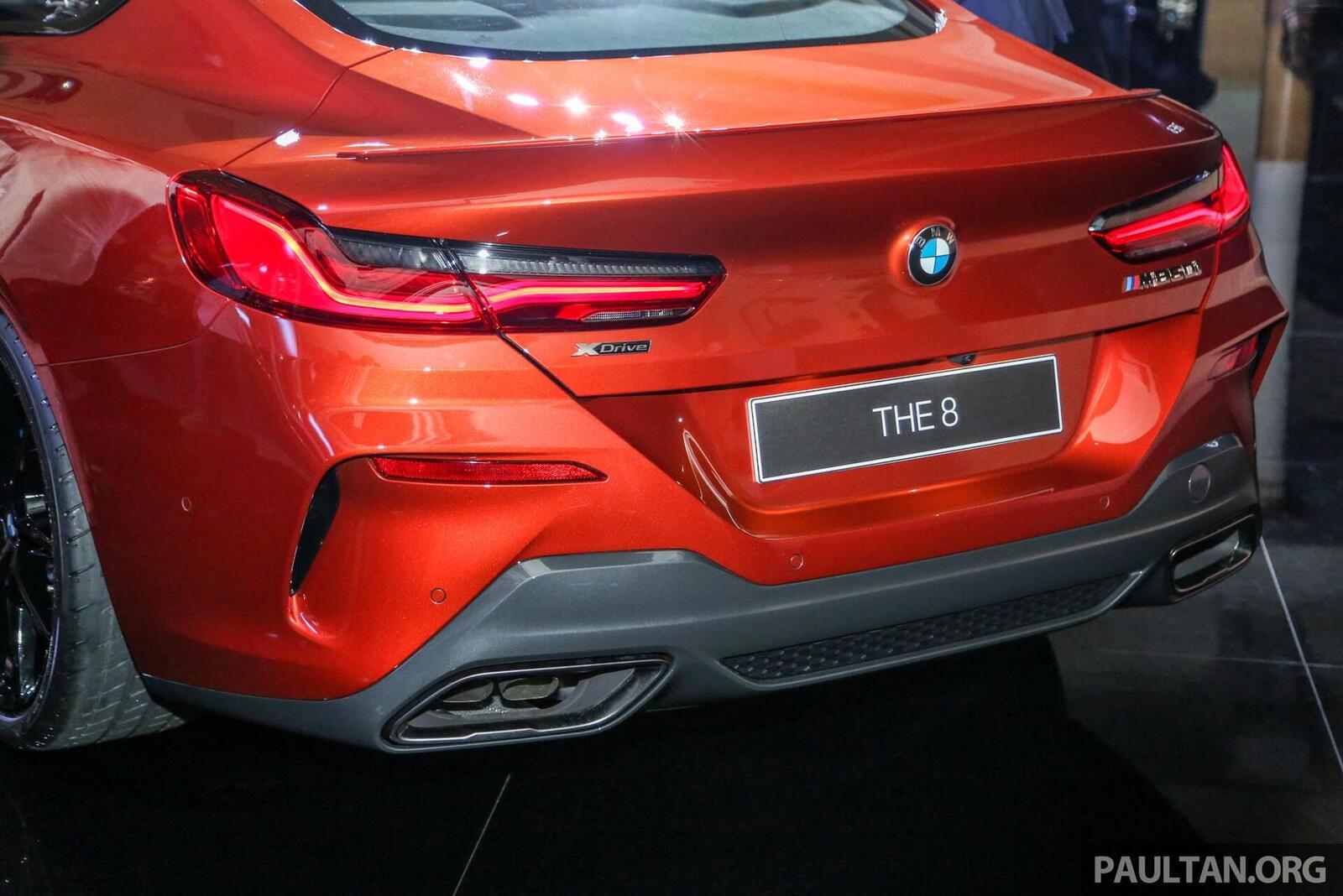 """BMW 8 Series đã """"cập bến"""" Malaysia: có giá 6,1 tỷ đồng; bỏ ngỏ khả năng về Việt Nam - Hình 6"""
