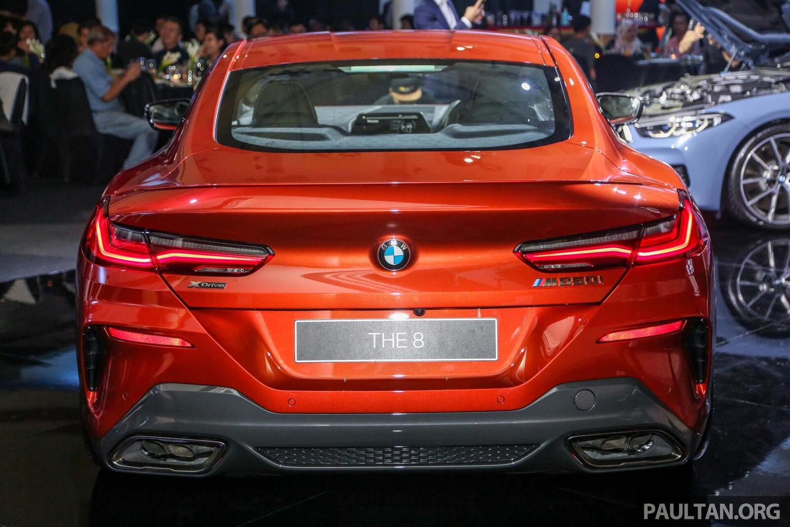 """BMW 8 Series đã """"cập bến"""" Malaysia: có giá 6,1 tỷ đồng; bỏ ngỏ khả năng về Việt Nam - Hình 7"""