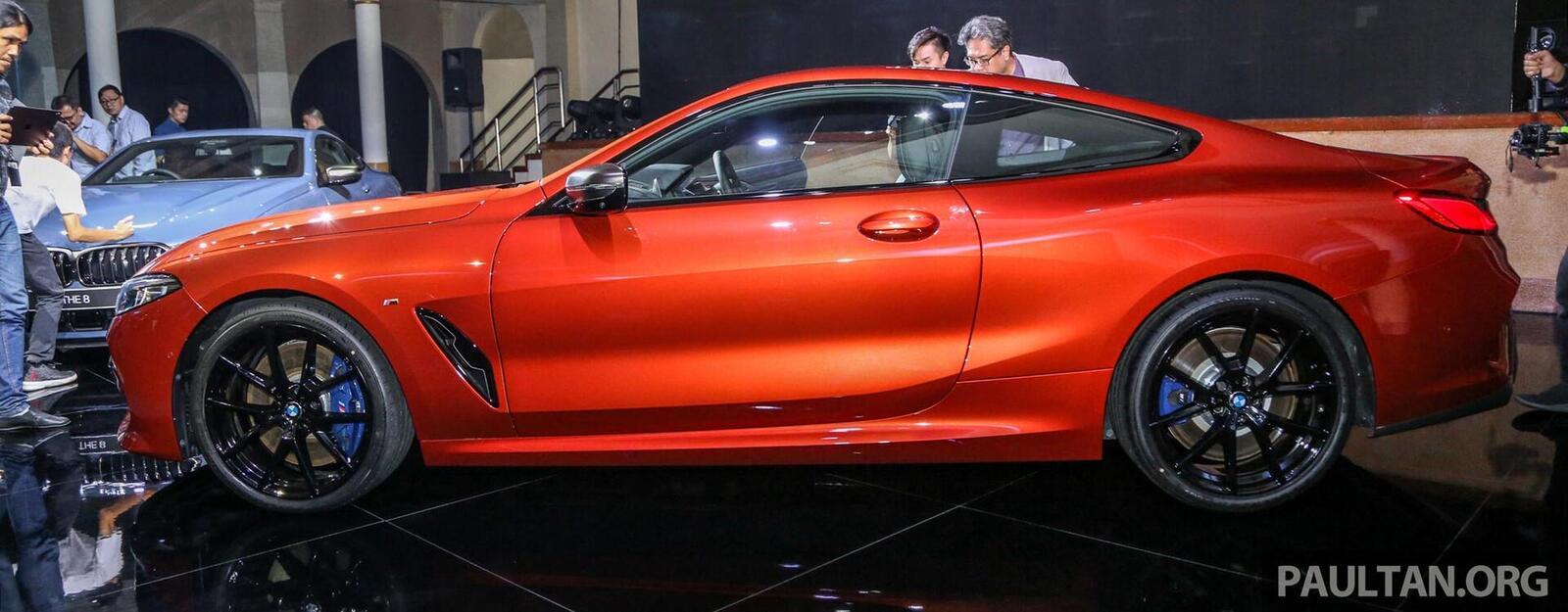 """BMW 8 Series đã """"cập bến"""" Malaysia: có giá 6,1 tỷ đồng; bỏ ngỏ khả năng về Việt Nam - Hình 8"""