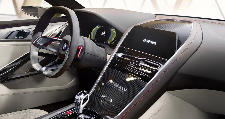 BMW 8-Series Concept: Sang trọng và đẳng cấp - Hình 2