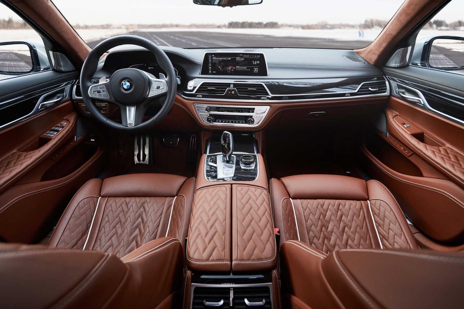 BMW giới thiệu 7 Series PHEV 2020 mới; lắp động cơ 3.0L mới thay chế cho 2.0L cũ - Hình 10
