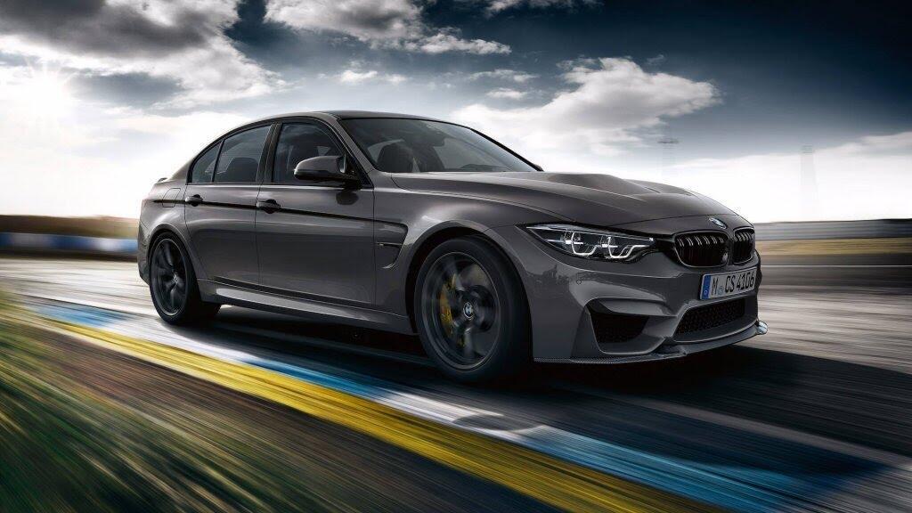 BMW giới thiệu M3 CS: Mạnh hơn, nhẹ hơn, chỉ 1200 xe được sản xuất - Hình 1