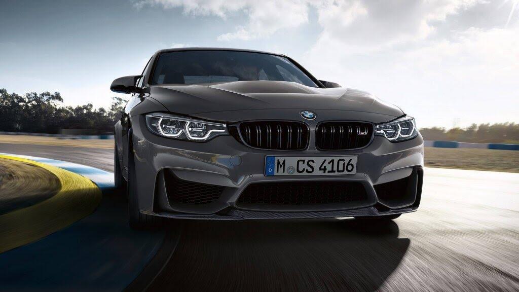 BMW giới thiệu M3 CS: Mạnh hơn, nhẹ hơn, chỉ 1200 xe được sản xuất - Hình 3